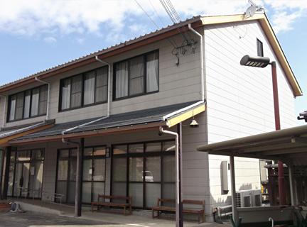 東近江市 桜川西町公民館 屋根塗装・外壁塗装工事 | 有限会社 ...