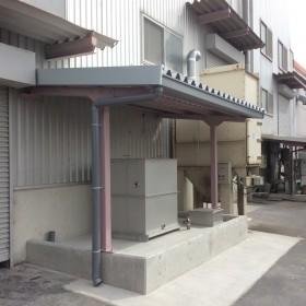 甲賀市 某工場